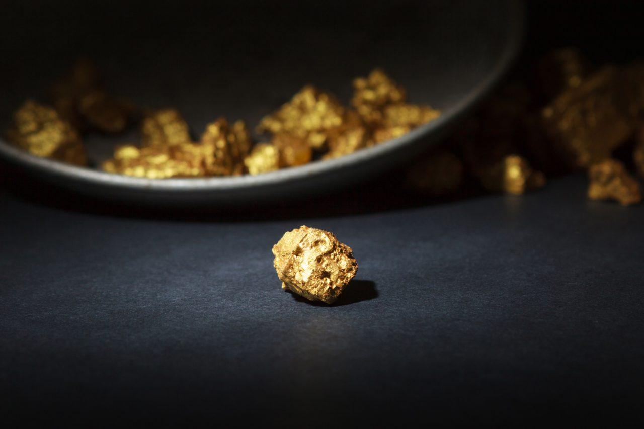 Odkritja zlata upadajo
