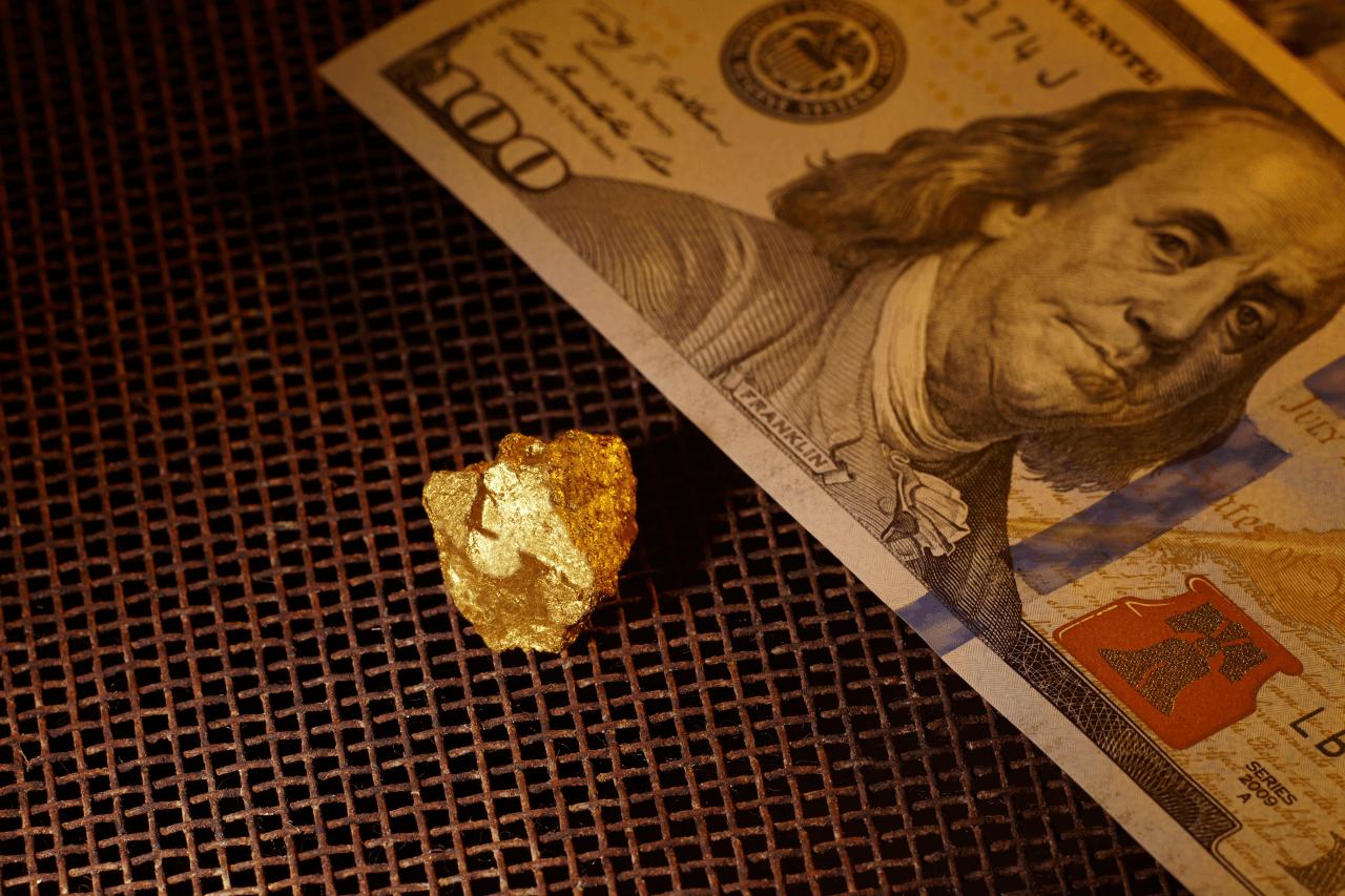 Zlato in njegov pomen v monetarnem sistemu