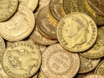 Zlato in zlati kovanci Napoleon