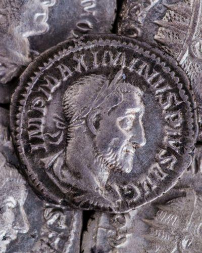 srebro v zgodovini