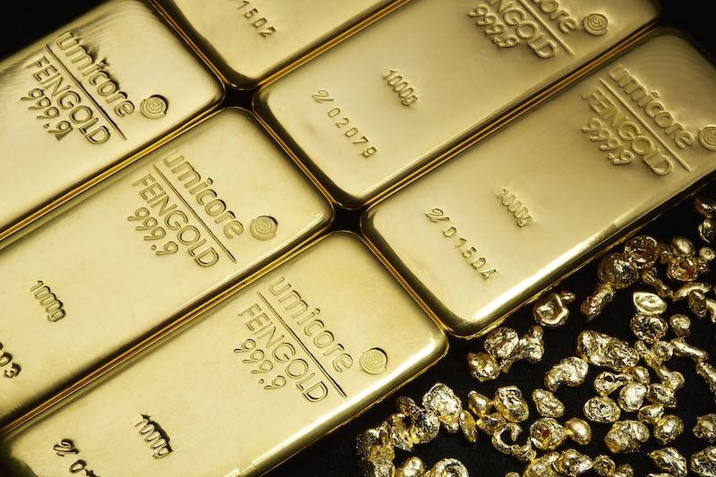 Zlato in srebro: Življenjska priložnost za nakup? Bert Dohmen