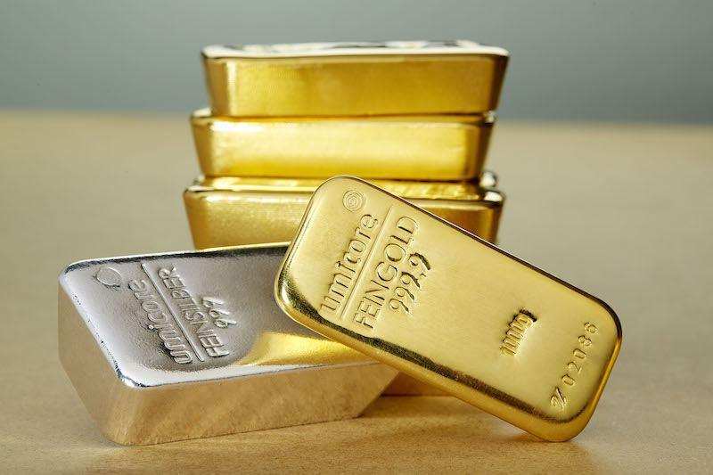 """""""Good delivery standard""""…oznaka za kvalitetno naložbeno zlato in srebro."""