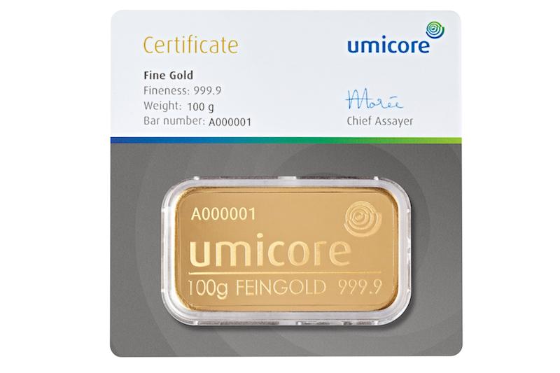 AURORA – varčevanje s 100 % pokritostjo v zlatu, prilagojeno vašim željam in zmogljivostim